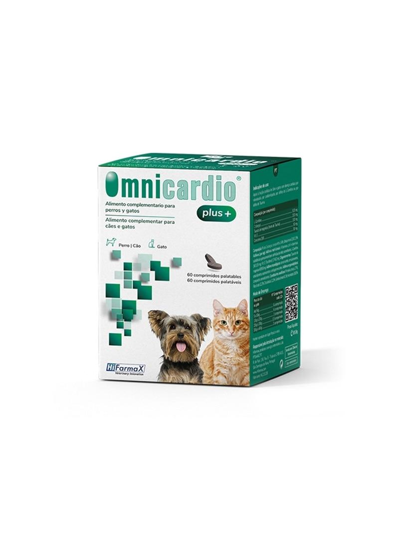 OMNICARDIO 60 COMPRIMIDOS - OMNICCAR060