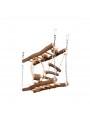TRIXIE PONTE SUSPENSA MADEIRA P/ RATOS E HAMSTERS - TX61650