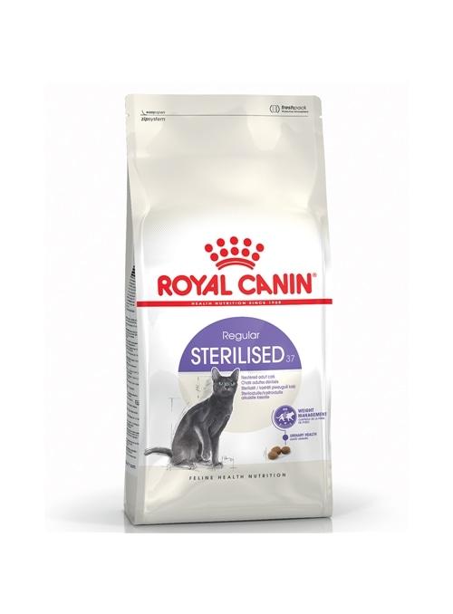 ROYAL CANIN STERILISED 37 - 400gr - RCS370400