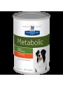 Hill's Canine Metabolic | WET (Lata)-HIMETALG