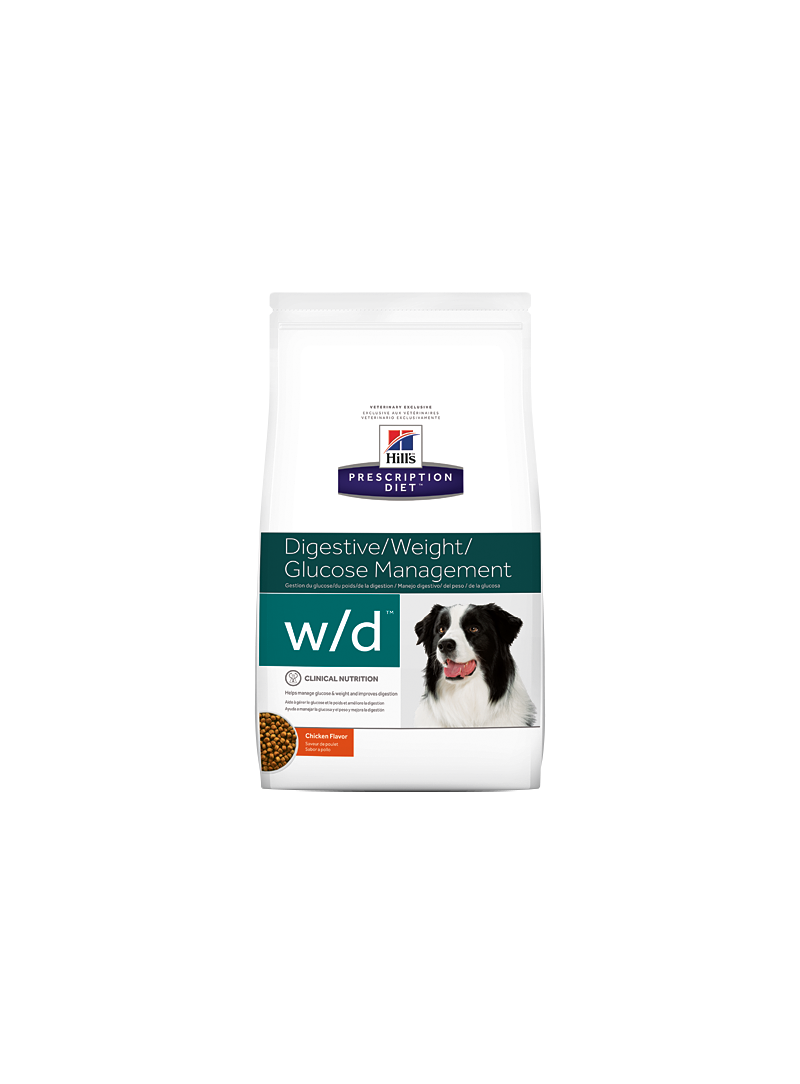 Hill's Canine W/D-HICWD4