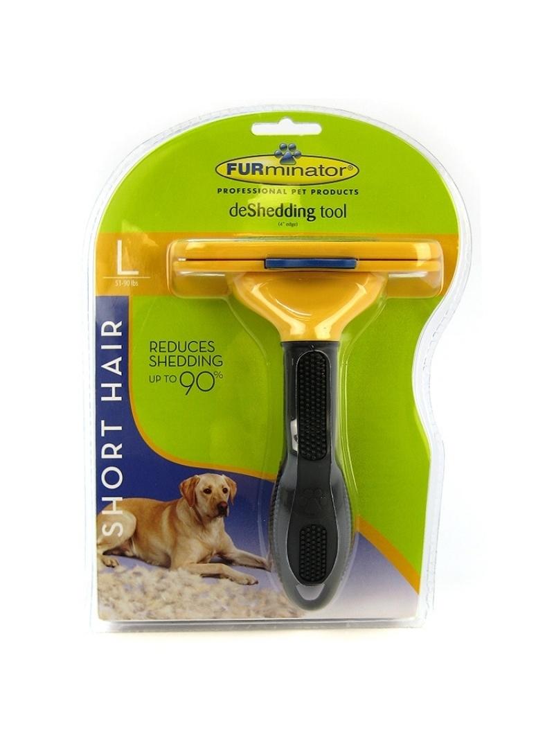 Furminator Short Hair Canine-FU1004697 (5)