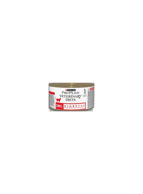 Pro Plan DM (Diabetes) Feline Humido-P12275731