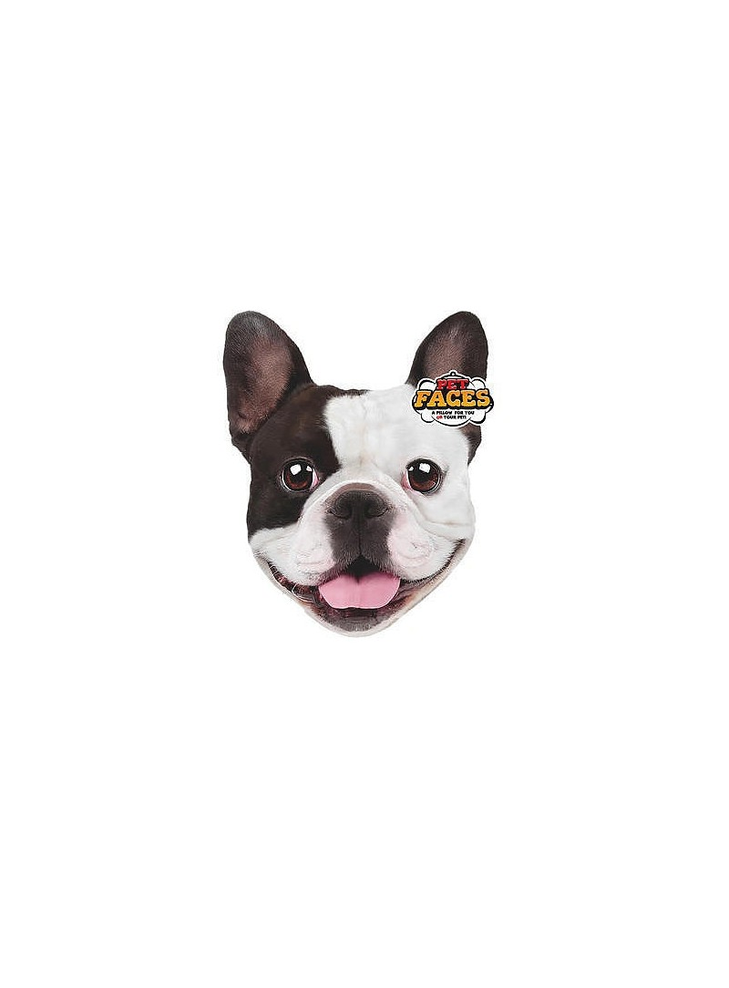 Pet Faces Pillows - French Bulldog-PETFAC014