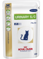 Royal Canin Urinary S/O With Chicken Cat   Saqueta-RCURISO100