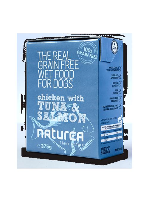 Naturea Grain Free Wet Dog 375gr-NTGFDFAS (2)