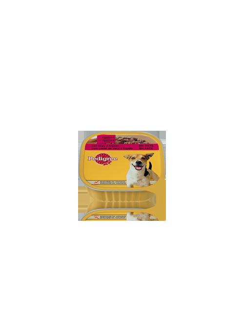 Pedigree | Tray Vaca e Figado-PE101910