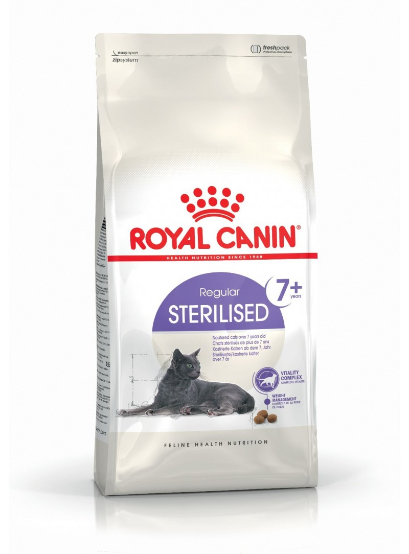 Royal Canin Sterilised 7+-RCST70400 (2)