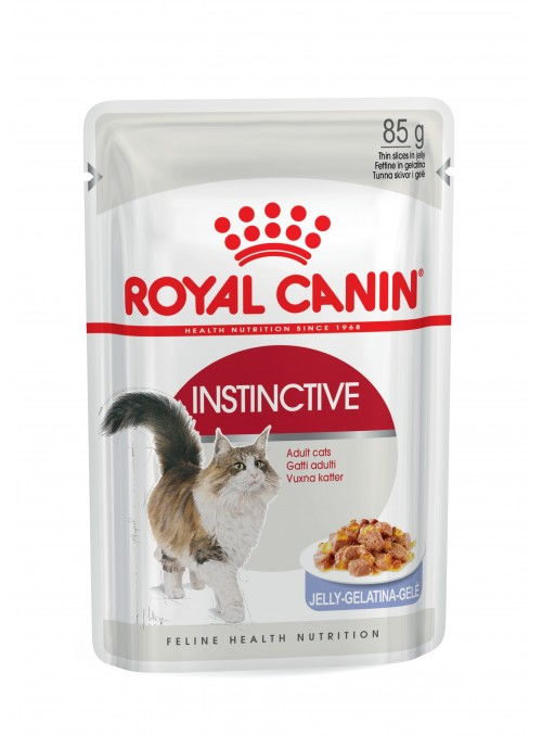 Royal Canin Cat Instinctive - Jelly-RCKIJE85G