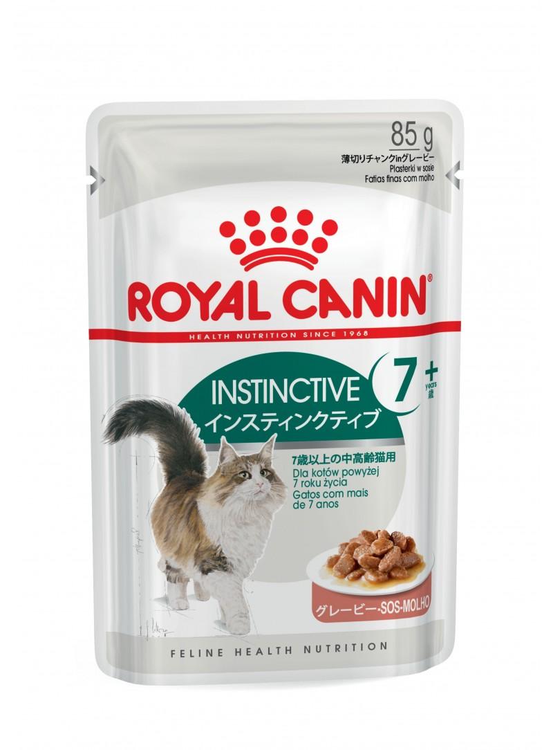 Royal Canin Instinctive +7 - Gravy-RCINS712