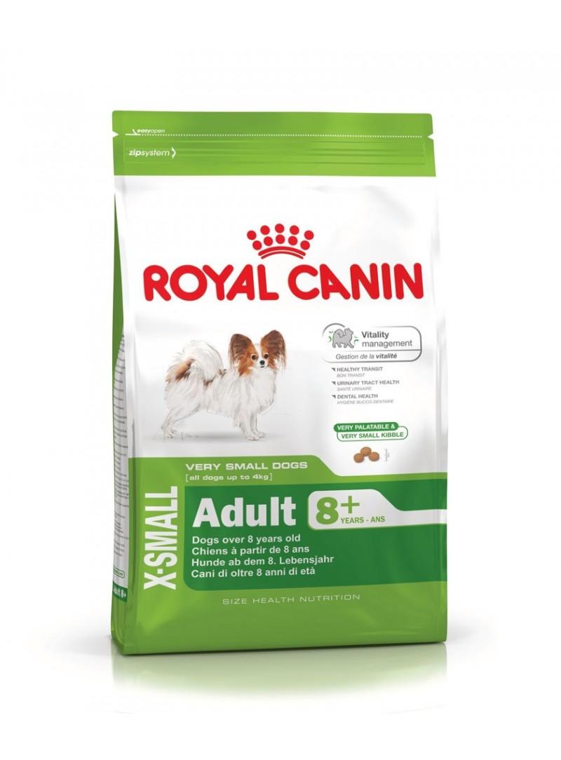 Royal Canin X-Small Adult 8+-RCXSA8050 (3)