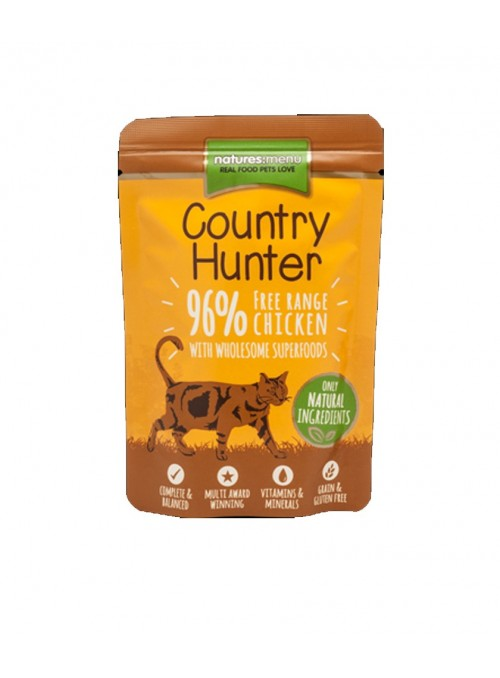 Natures Menu Country Hunter Cat | Saqueta-NMA1200 (5)