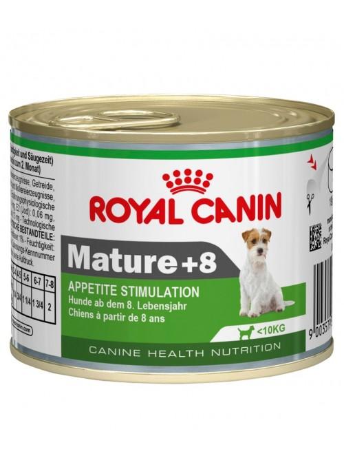 Royal Canin Mature +8 | Lata-RCMATU8+