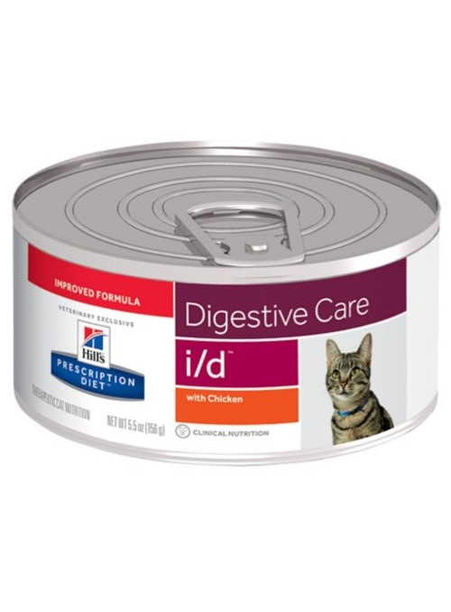 Hill's Prescription Diet i/d Gastrointestinal Gato-HILLGAS156