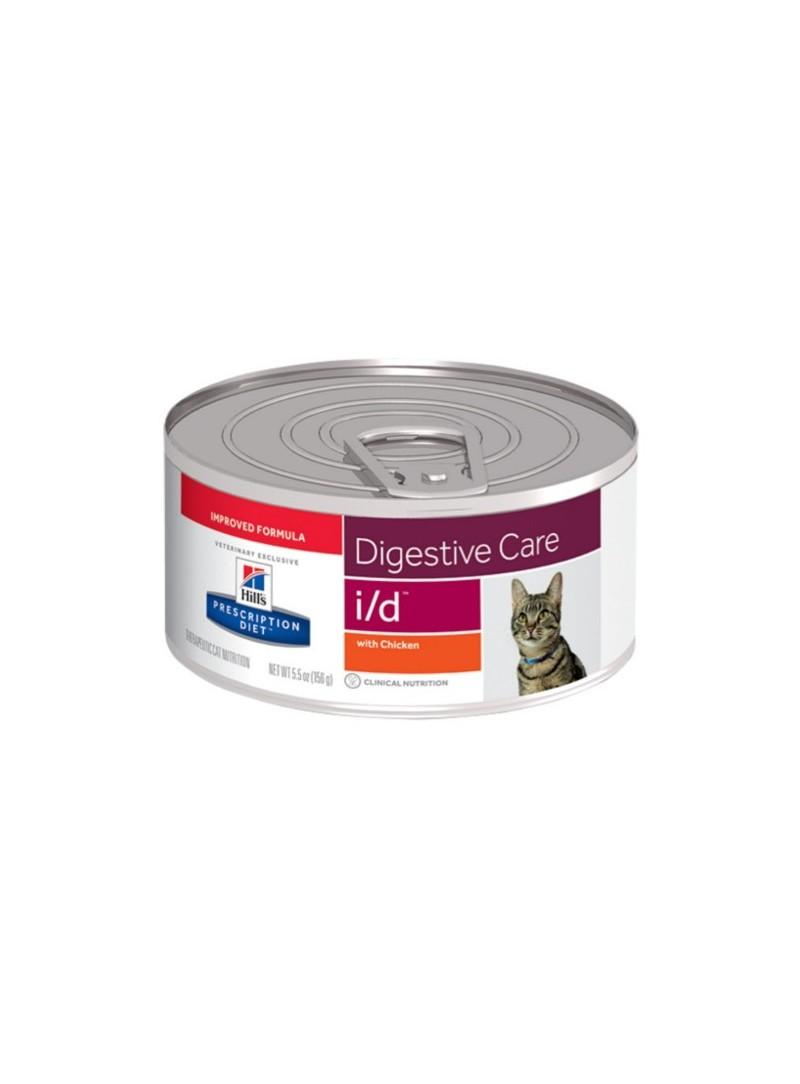 Hill's Prescription Diet i/d Gastrointestinal Gato-HILLGAS156