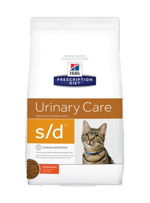 Hill's S/D Urinary Care Cat-HISDGA15