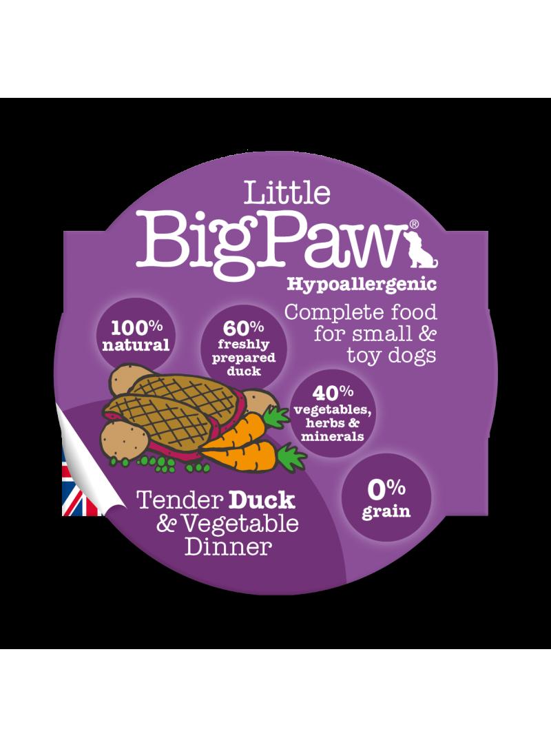 Little Big Paw Dog 85gr | Húmido-LBP-D85D (3)