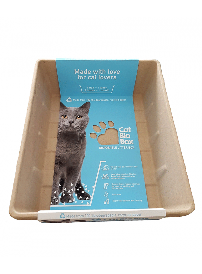 IDBox Cat Bio Box-CATBIOBOX