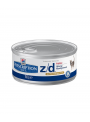 Hill's Cat Z/D - Ultra Allergen |  Lata-RAFEZD156 (2)