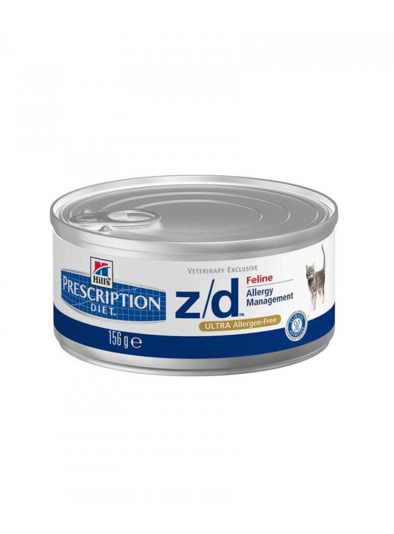 Hill's Cat Z/D - Ultra Allergen    Lata-RAFEZD156 (2)