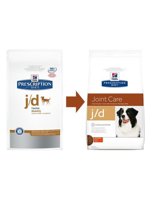 Hill's Canine J/D-RACCAJD12