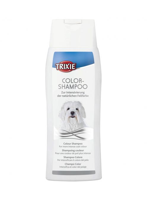 Trixie Champô Color Pelos Brancos-TR2914