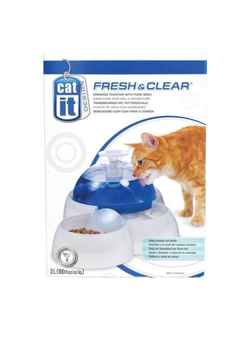 Cat It Fonte de Água Fresh & Clear-FP50050 (3)