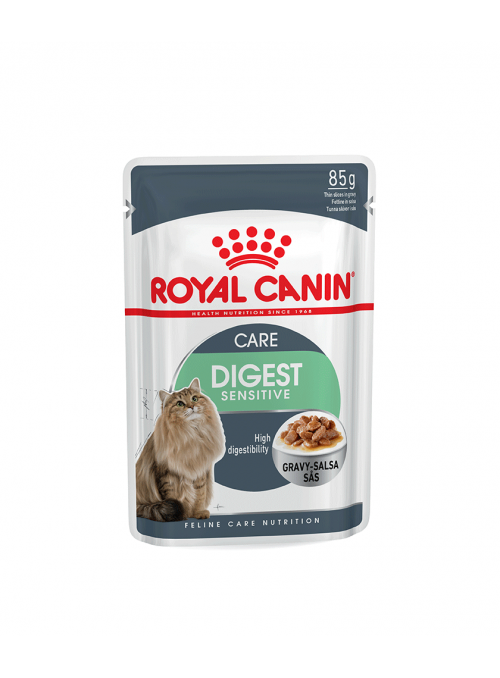 Royal Canin Digest Sensitive - Gravy-RCDISEN85
