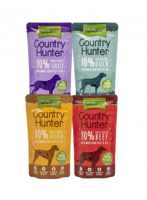 Natures Menu Country Hunter Dog | Saqueta-NMA11022 (6)