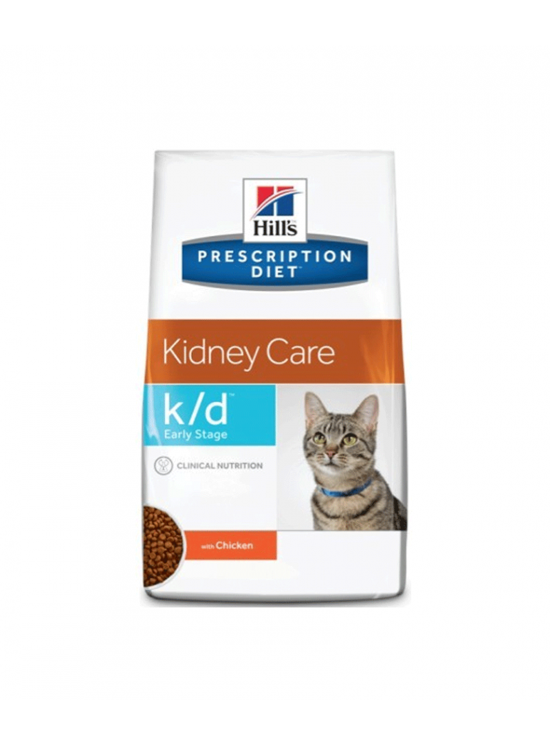 Hill's Cat K/D Early Stage-HPDFKDES