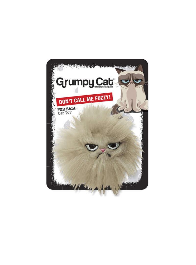 Grumpy Cat Hair Ball-GC-001-03