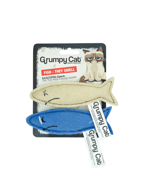 Grumpy Cat Smelly Sardines-GC-001-05