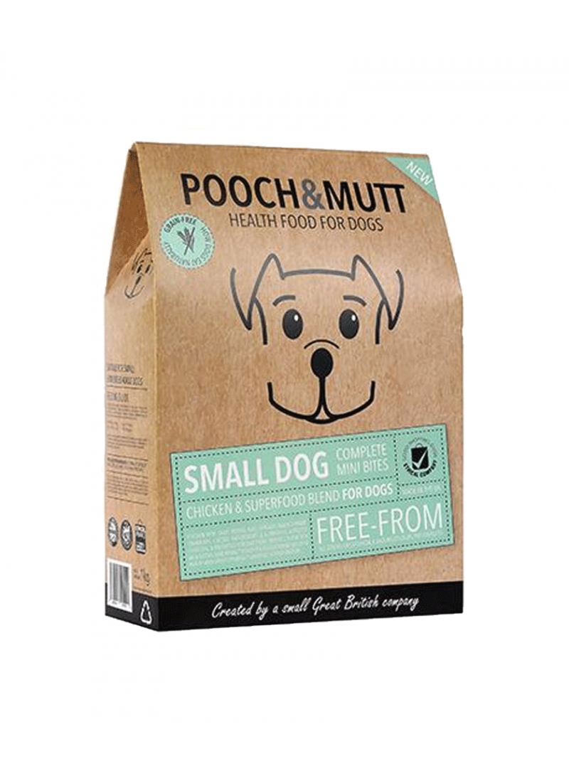 Pooch & Mutt Superfood Adult Small Breed-PM-SMALL