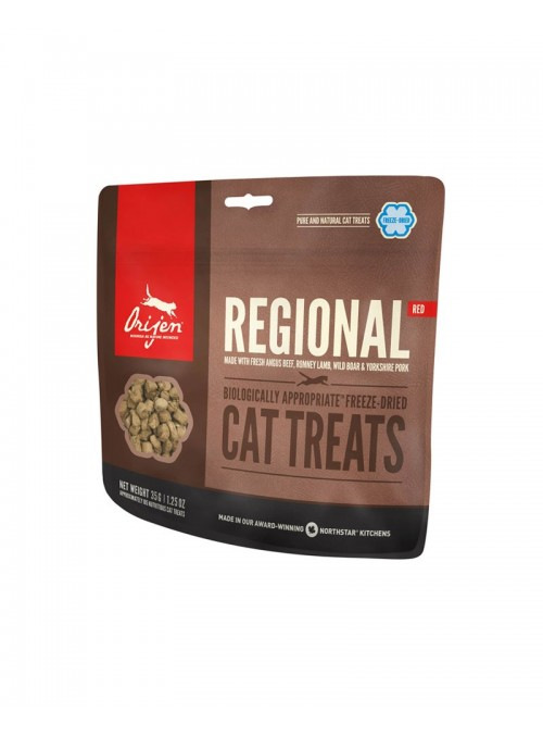 Orijen Treat Cat Regional Red-ORT3402