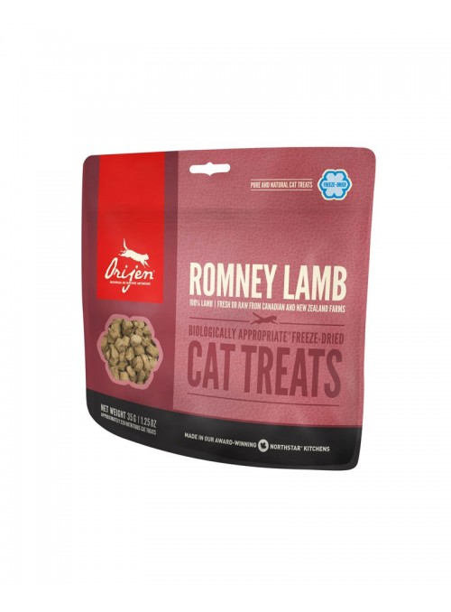 Orijen Treat Cat Romney Lamb-ORT404