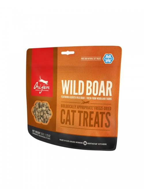 Orijen Treat Cat Wild Boar-ORT405