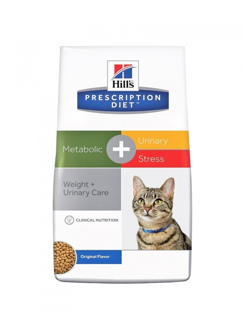 Hill's Cat Metabolic + Urinary Stress-FMETAPUST1