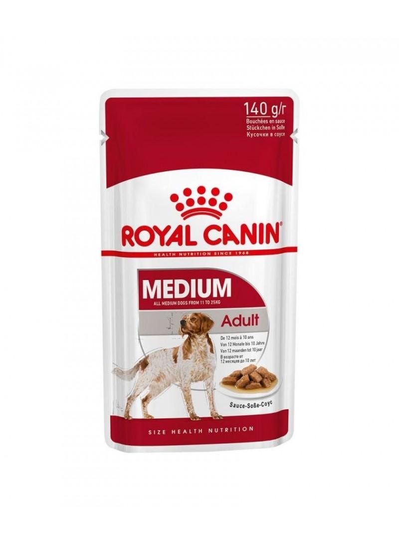 Royal Canin Medium Adult - Saqueta-RCMAD140 (2)