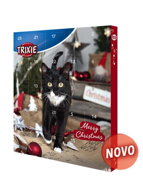 Trixie Calendário com Surpresas de Natal p/ Gatos-TX9269