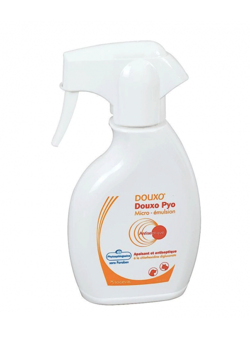 Douxo Pyo Micro Emulsão Spray-DOUXOCHLORME