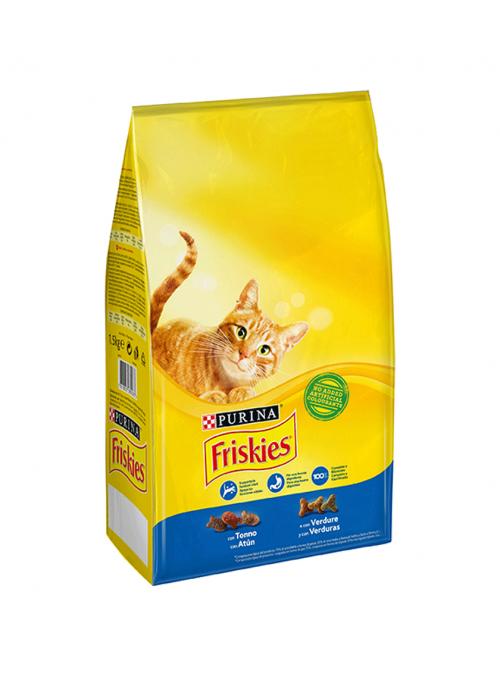 Friskies Gato Adult | Atum & Legumes-F12151547