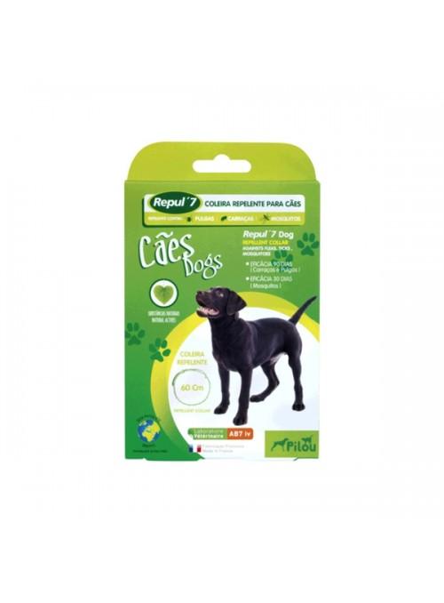 PILOU REPUL 7 DOG COLEIRA REPELENTE - R163584
