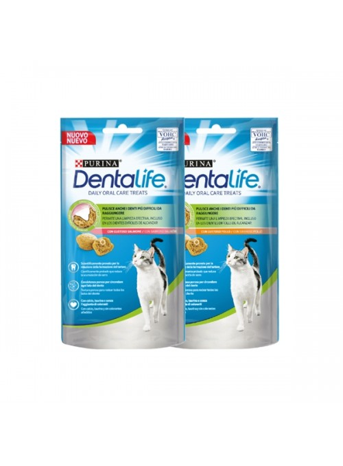PURINA DENTALIFE CAT ADULT - Frango - 40gr - P12384415