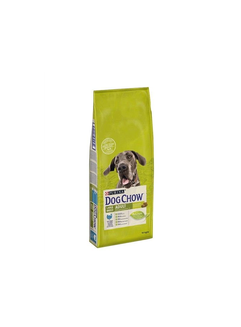 DOG CHOW ADULT LARGE BREED - 14kg - DCHADLB