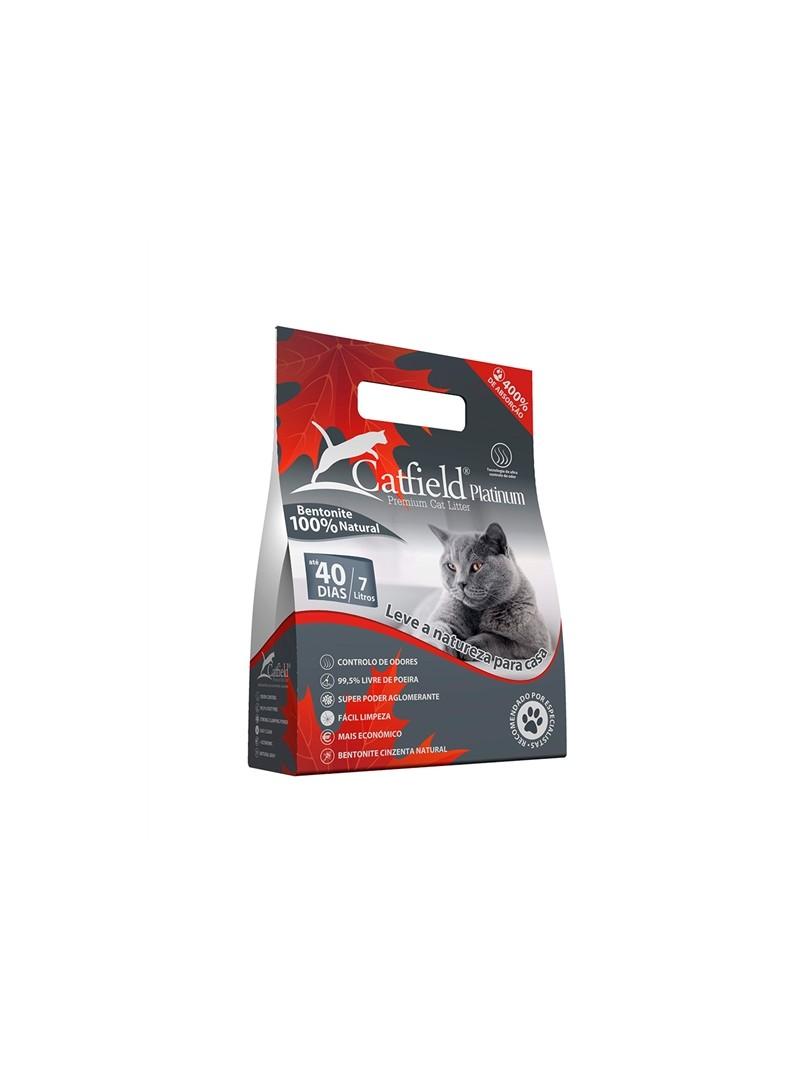 CATFIELD PLATINUM - 7 litros - CATFLD0051