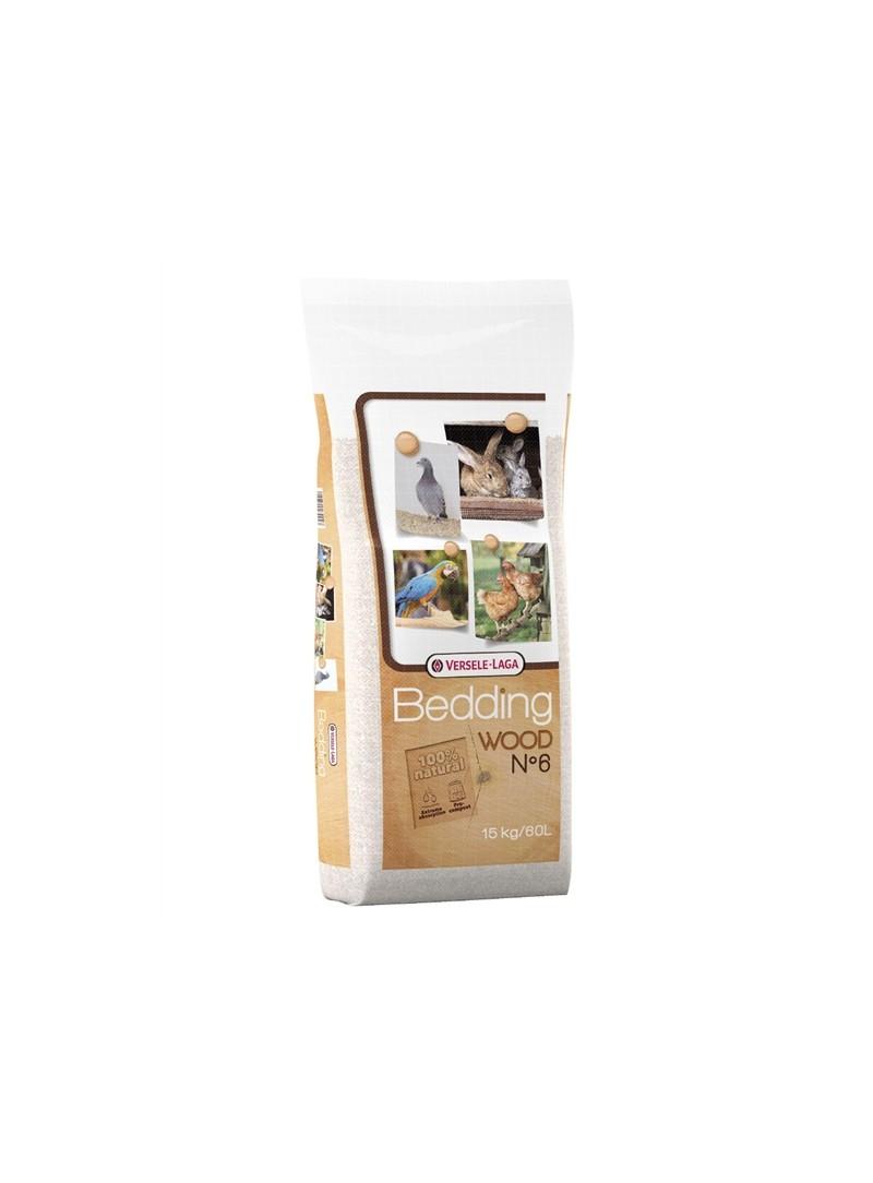 VERSELE- LAGA BEDDING WOOD Nº6 - CORDI FAIA FINA - 15kg - IB423094