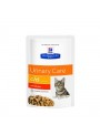 HILLS CAT C/D MULTICARE CHICKEN - SAQUETA - 85gr - HIFCDP85