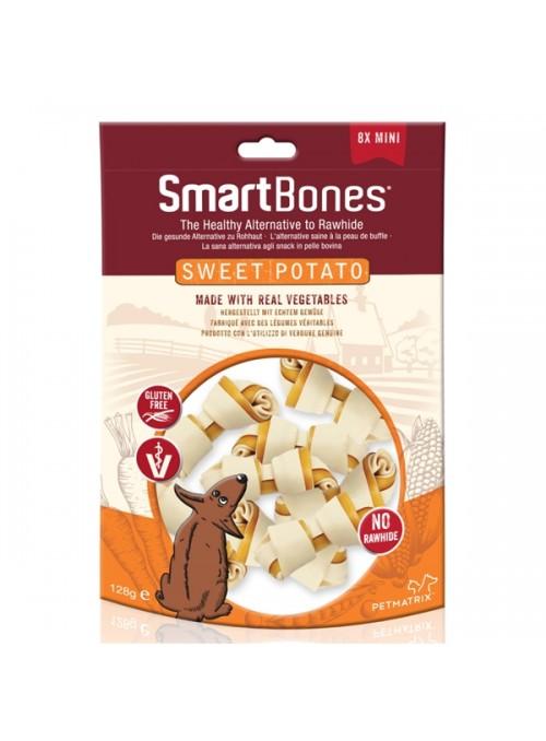 SMARTBONES MINI OSSOS SWEET POTATO - 128gr - 1450657