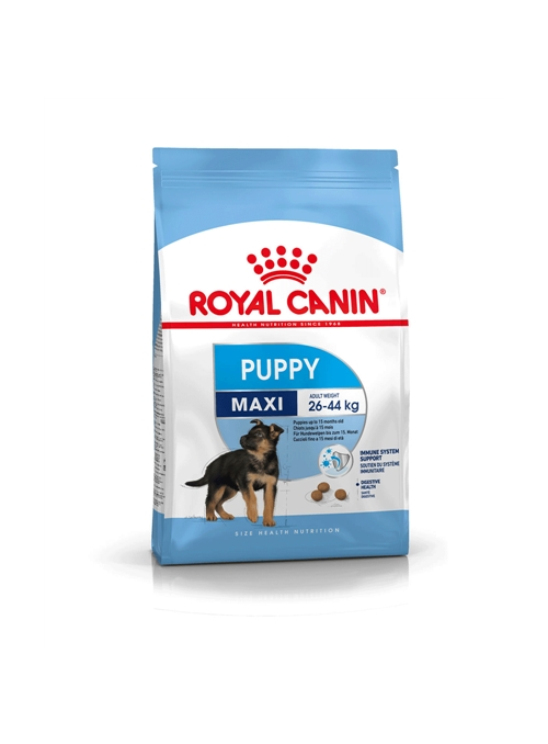 ROYAL CANIN MAXI PUPPY - 4kg - RCMXJNR4