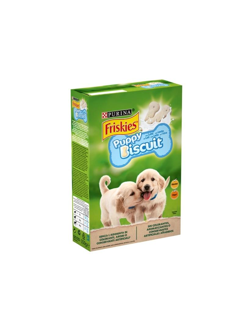FRISKIES PUPPY BISCOITOS DE LEITE - 350gr - FRIPBL350